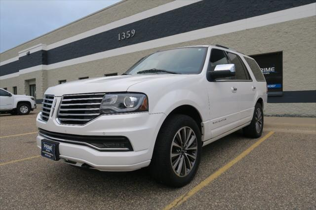 2015 Lincoln Navigator 4WD 4dr for sale in Ham Lake, MN