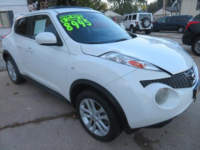 2013 Nissan JUKE SV for sale in Milwaukee, WI