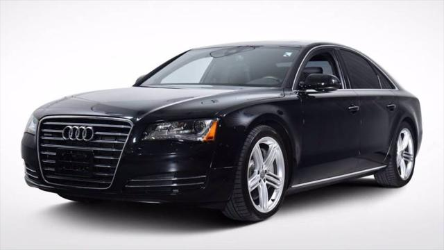 2012 Audi A8 4dr Sdn for sale in Coral Gables, FL