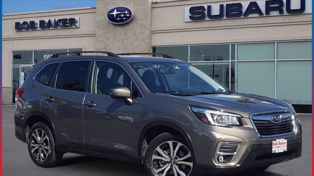 2019 Subaru Forester Limited for sale in Carlsbad, CA