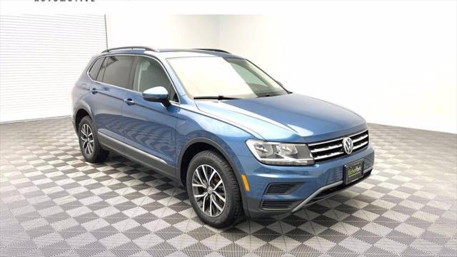 2018 Volkswagen Tiguan SE for sale in Cicero, NY