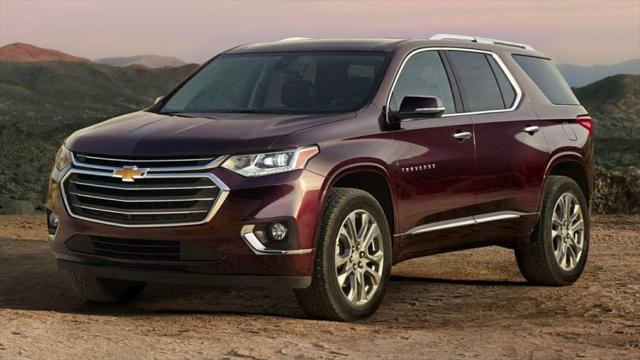 2021 Chevrolet Traverse LT Cloth for sale in Spencerport, NY