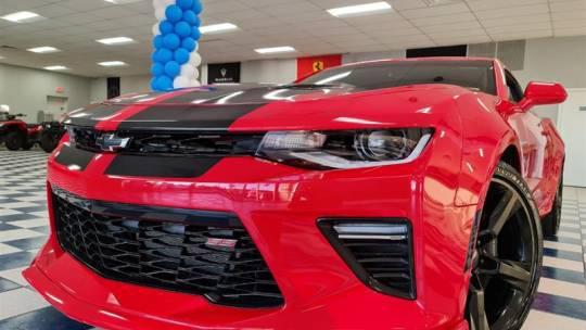 2016 Chevrolet Camaro 2SS for sale in Manassas, VA