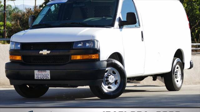 """2019 Chevrolet Express Cargo Van RWD 2500 135"""" for sale in Van Nuys, CA"""