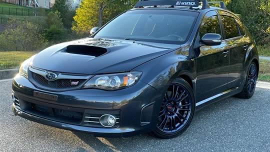2008 Subaru Impreza Wagon (Natl) STI w/Silver Wheels for sale in Stafford, VA