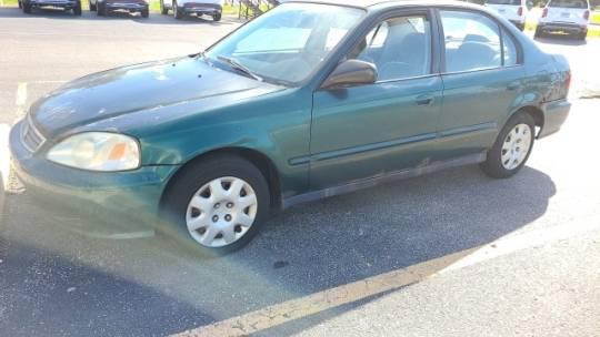 2000 Honda Civic VP for sale in Highland, IN