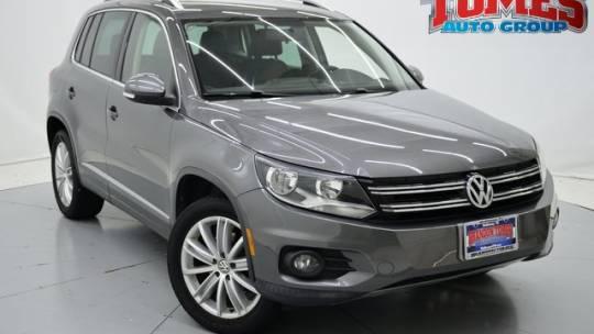2012 Volkswagen Tiguan SE for sale in McKinney, TX