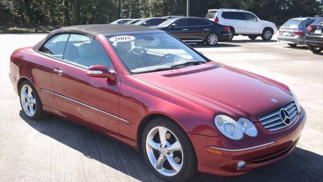 2005 Mercedes-Benz CLK-Class 3.2L for sale in Calera, AL