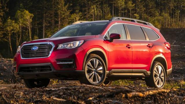 2021 Subaru Ascent Limited for sale in Springfield, VA