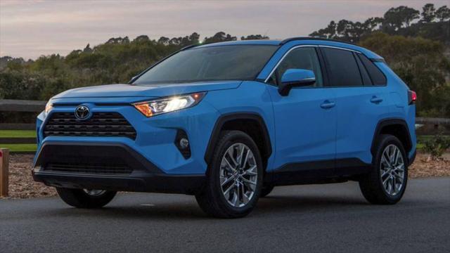 2021 Toyota RAV4 LE for sale in Mechanicville, NY
