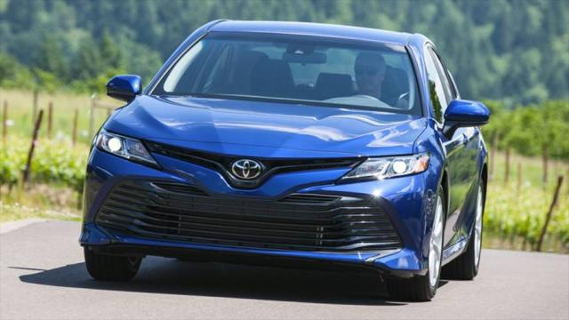 2018 Toyota Camry LE for sale in Coconut Creek, FL