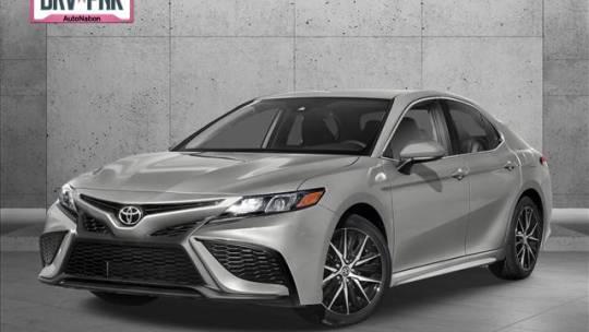 2022 Toyota Camry SE for sale in Davie, FL