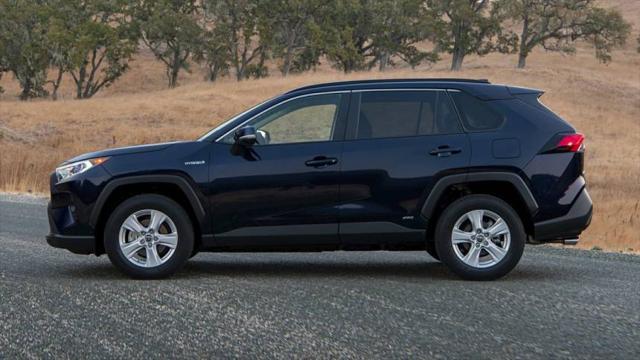 2021 Toyota RAV4 Hybrid XLE Premium for sale in Canton, MI