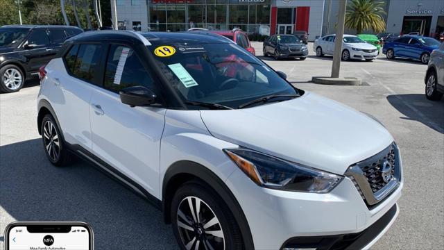 2019 Nissan Kicks SR for sale in Homosassa, FL