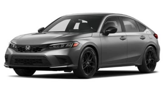 2022 Honda Civic Hatchback Sport for sale in Houston, TX