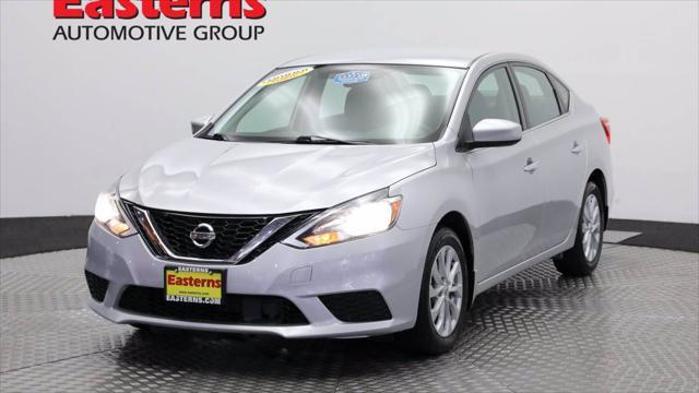2018 Nissan Sentra SV for sale in Alexandria, VA