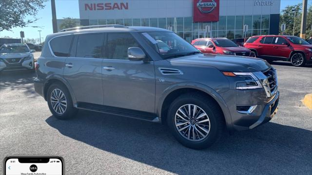 2022 Nissan Armada SV for sale in New Port Richey, FL