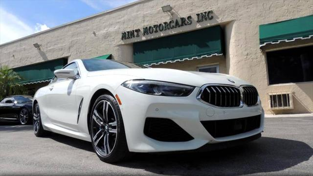 2019 BMW 8 Series M850i xDrive for sale in Ft. Lauderdale, FL