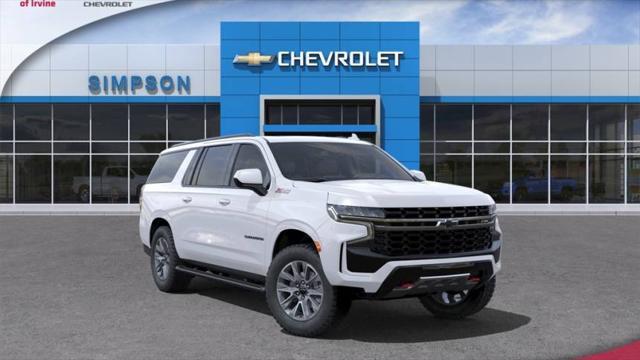 2021 Chevrolet Suburban Z71 for sale in Irvine, CA