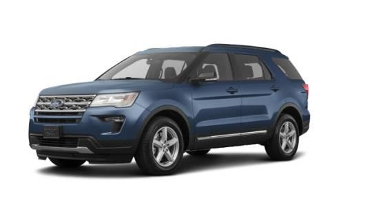 2018 Ford Explorer XLT for sale in Naperville, IL