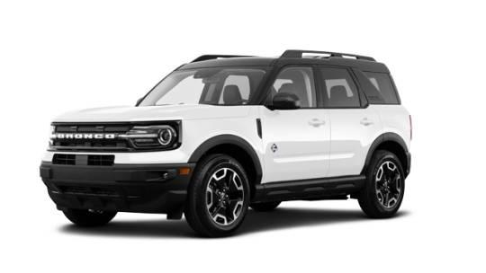 2021 Ford Bronco Sport Outer Banks for sale in Carol Stream, IL