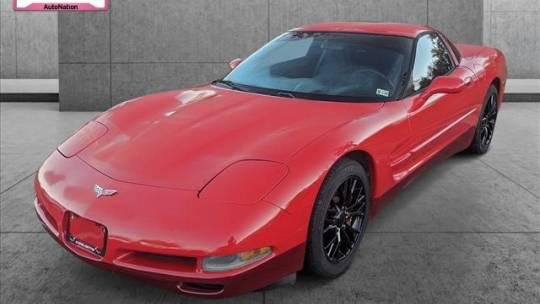 2000 Chevrolet Corvette 2dr Cpe for sale in Sterling, VA