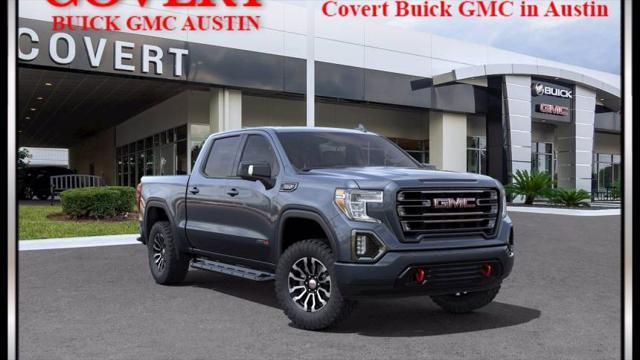 2021 GMC Sierra 1500 AT4 for sale in Austin, TX