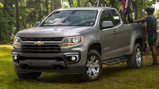 2022 Chevrolet Colorado 4WD LT for sale in Schaumburg, IL