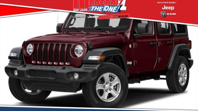 2021 Jeep Wrangler Unlimited 80th Anniversary for sale in Oak Lawn, IL