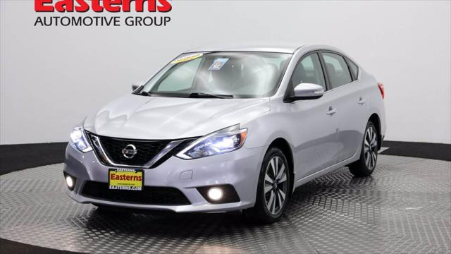 2017 Nissan Sentra SL for sale in Temple Hills, MD