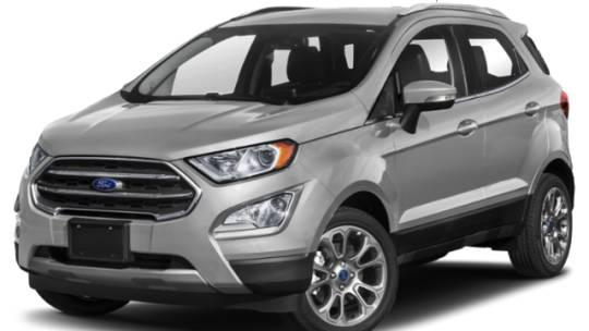 2020 Ford EcoSport Titanium for sale in College Park, MD