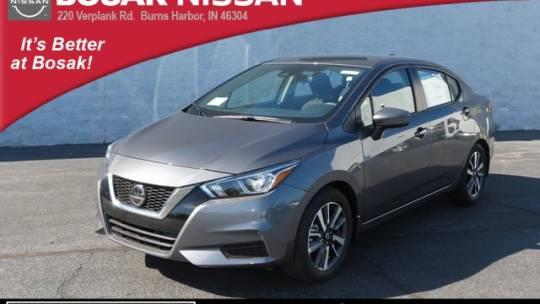 2021 Nissan Versa SV for sale in Burns Harbor, IN