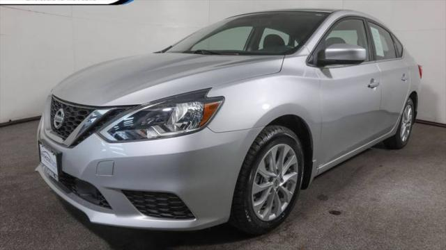 2019 Nissan Sentra SV for sale in Wall Township, NJ