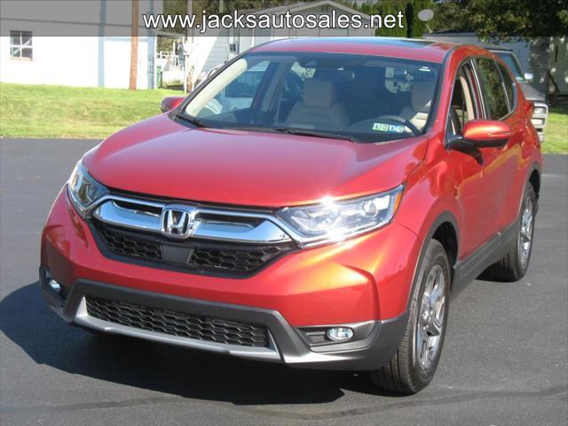 2018 Honda CR-V EX for sale in Middletown, PA
