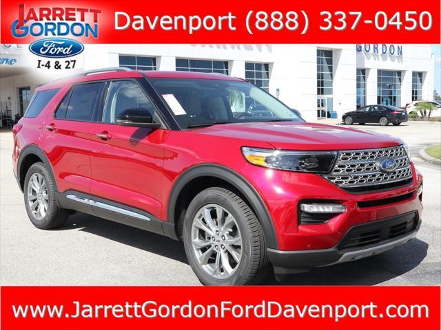 2021 Ford Explorer Limited for sale in Davenport, FL