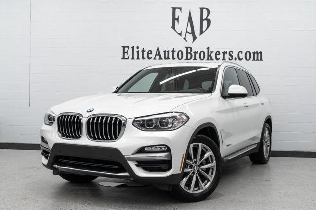 2018 BMW X3 xDrive30i for sale in Gaithersburg, MD