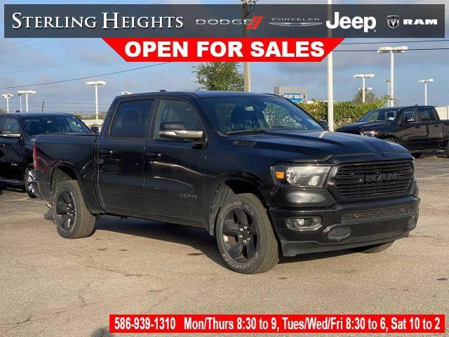 2019 Ram 1500 Big Horn/Lone Star for sale in Sterling Heights, MI