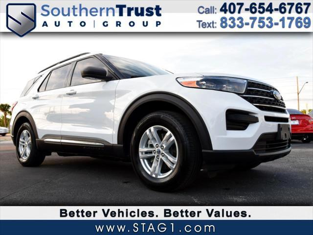 2020 Ford Explorer XLT for sale in Winter Garden, FL