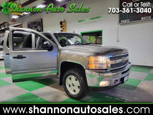 2012 Chevrolet Silverado 1500 LT for sale in Manassas, VA
