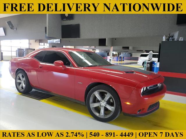 2016 Dodge Challenger R/T for sale in Manassas, VA