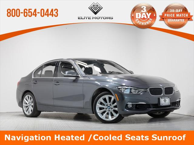 2017 BMW 3 Series 330i xDrive for sale in Waukegan, IL