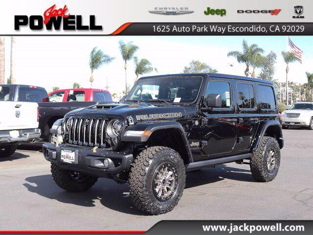 2021 Jeep Wrangler Unlimited Rubicon 392 for sale in Escondido, CA