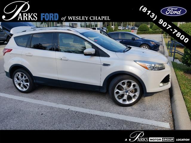 2013 Ford Escape Titanium for sale in Wesley Chapel, FL