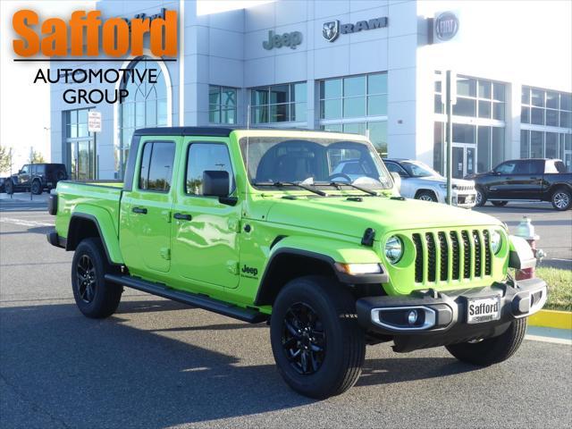 2021 Jeep Gladiator Sport S for sale in Springfield, VA