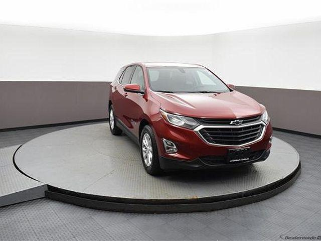 2018 Chevrolet Equinox LT for sale in Grayslake, IL