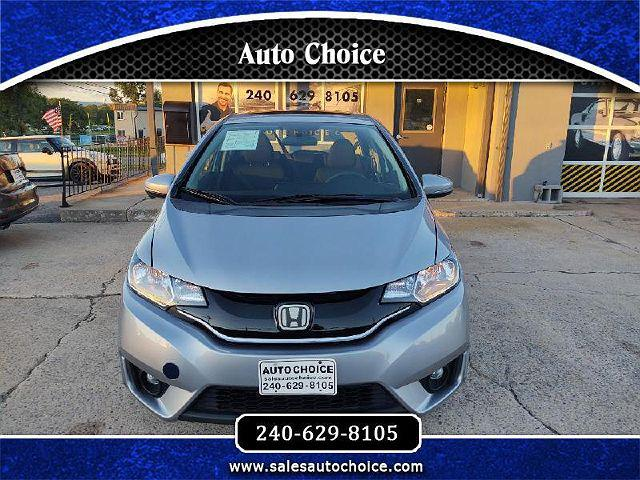 2017 Honda Fit EX for sale in Frederick, MD