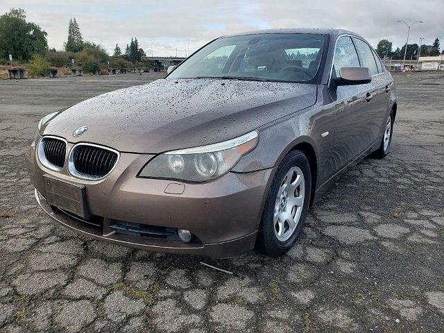 2004 BMW 5 Series 525i for sale in Tacoma, WA