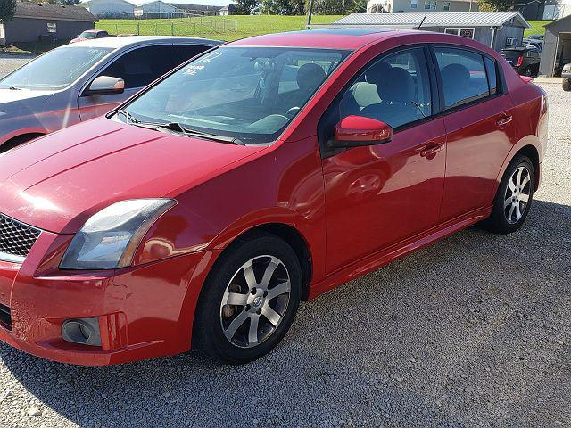 2012 Nissan Sentra 2.0 SR for sale in Somerset, KY
