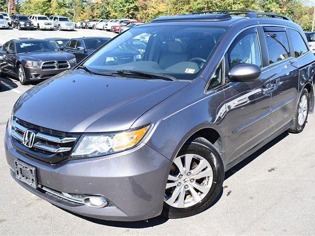 2015 Honda Odyssey EX-L for sale in Stafford, VA