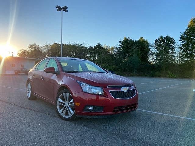 2014 Chevrolet Cruze LTZ for sale in Zelienople, PA